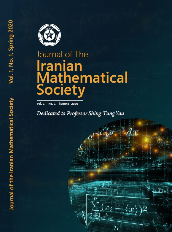 Journal of the Iranian Mathematical Society
